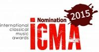 ICMA Nomination 2015