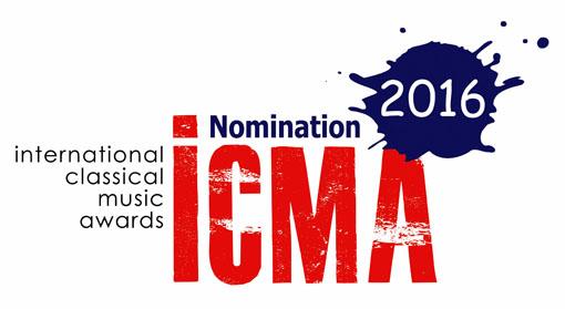 ICMA Nomination 2016